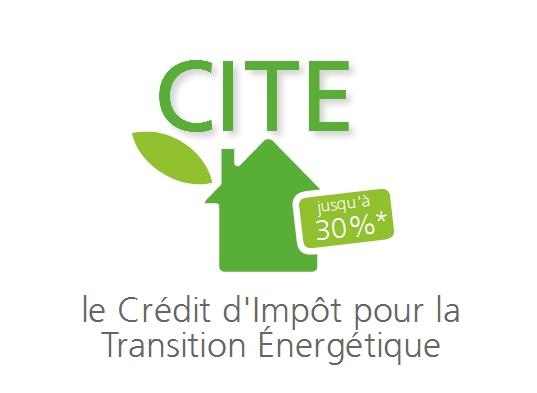 Credit impot CITE
