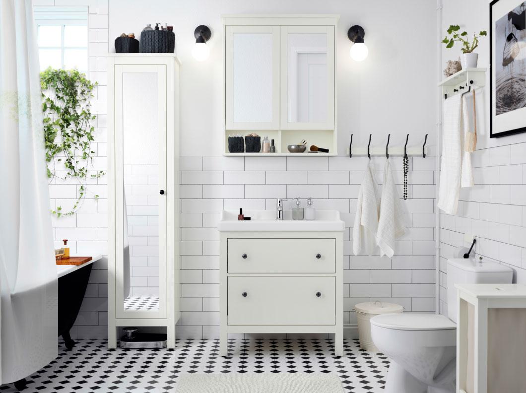 Salle de bain Hemnes